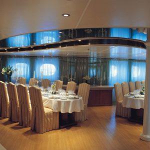 Motor yacht RM ELEGANT  - INTERIOR DINNING
