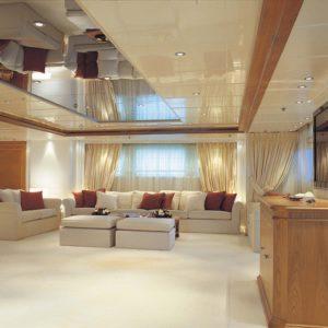 Motor yacht RM ELEGANT - MAIN SALON 2
