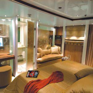 Motor yacht RM ELEGANT - STANDARD CABIN