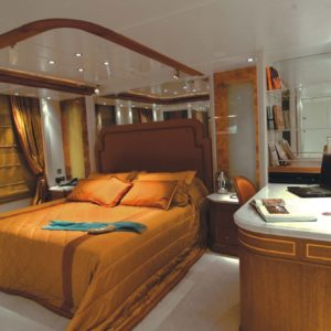 Motor yacht RM ELEGANT  - VIP RUBI CABIN1
